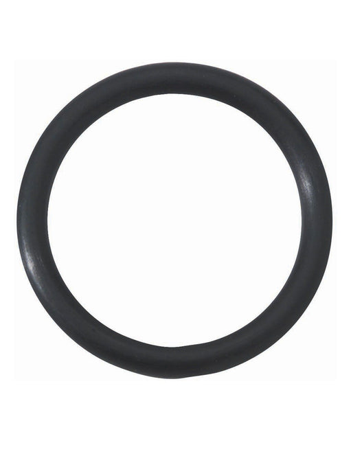 Spartacus 1.5 inch Rubber Cockring Black