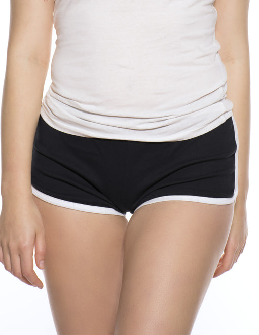 Hustler Women's Logo Running Shorts