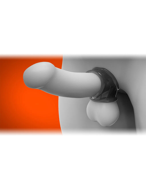 Oxballs Cocksling 2 Black - Novelties - Cockring - Featured Image