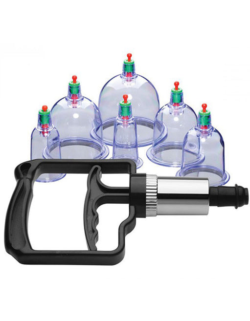 SUKSHEN 6 PIECE CUPPING SET front - Featured Image