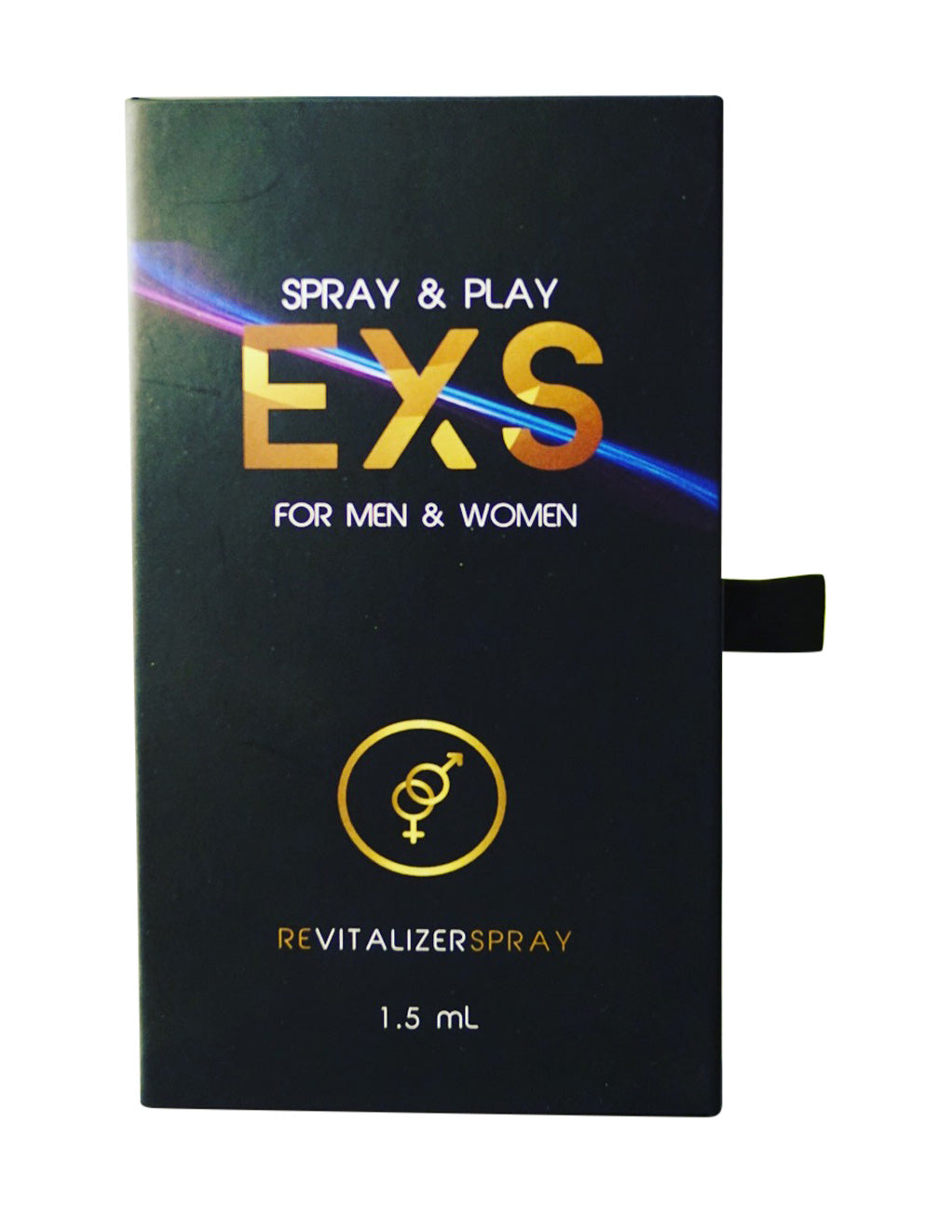 EXS Spray for Men & Women Package 2