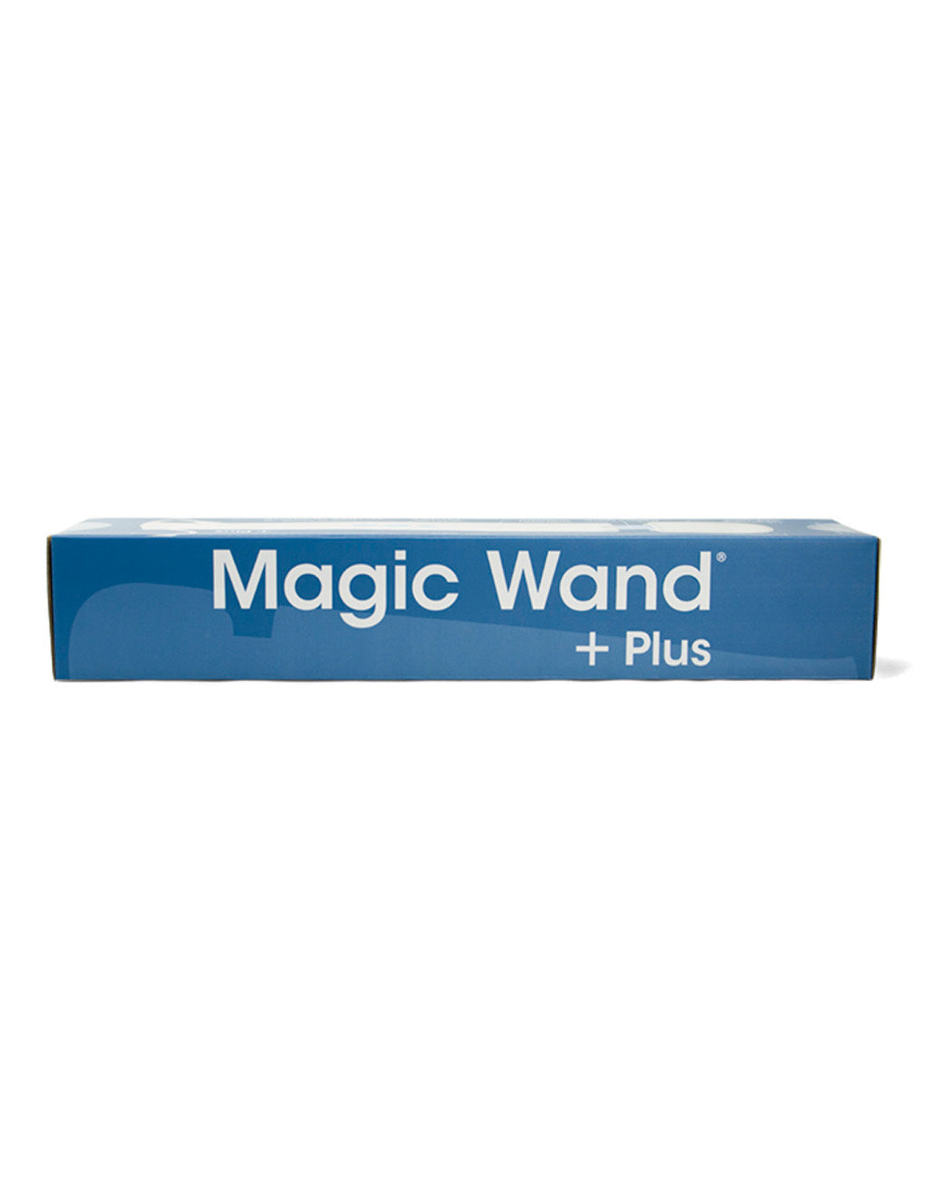 Hitachi Magic Wand Plus Massager- Box- Side
