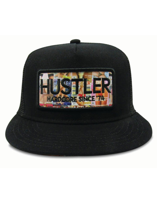 Hustler Magazine Print Black Hat - Featured Image