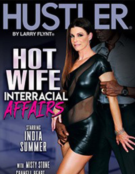 Hustler Hot Wife Interracial Affairs - Adult DVD - Ethnic