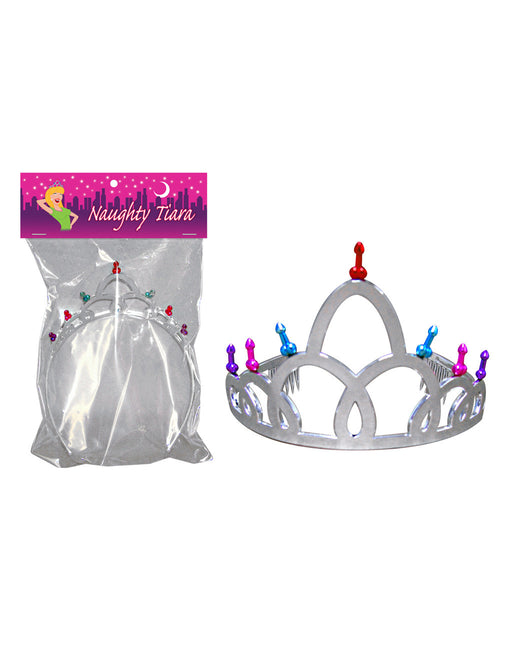Naughty Pecker Tiara - Featured Image