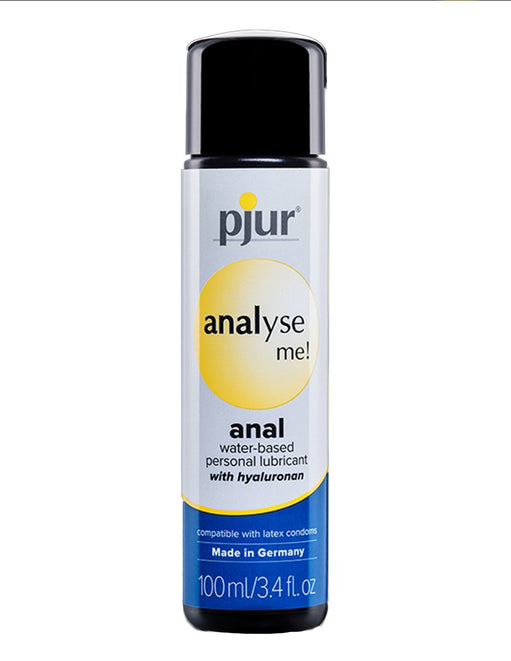 Pjur Analyse Me Water-based Anal Personal Lubricant 100mL