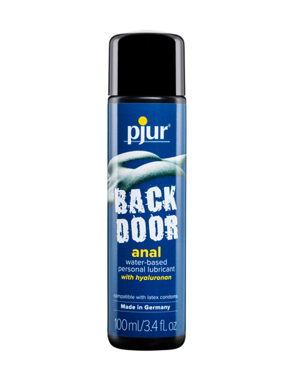 Pjur Back Door H20 Water Based Anal Glide- Front