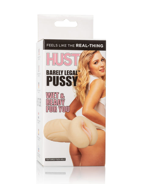HUSTLER Barely Legal Pussy Masturbator box front