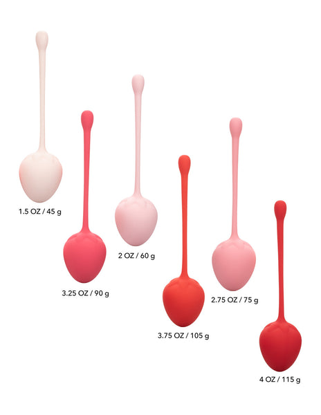 Kegel Training Set Strawberry- Width