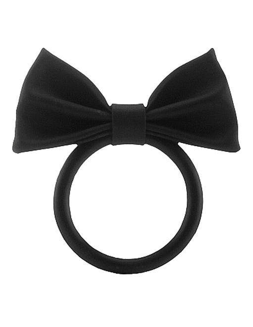 Shots America Gentlemen's C-Ring Black