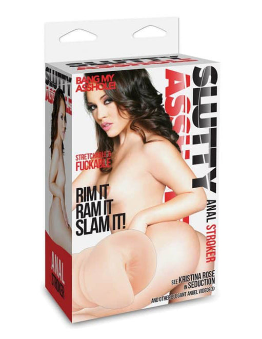 Slutty Asshole Anal Stroker packaging - Featured Image
