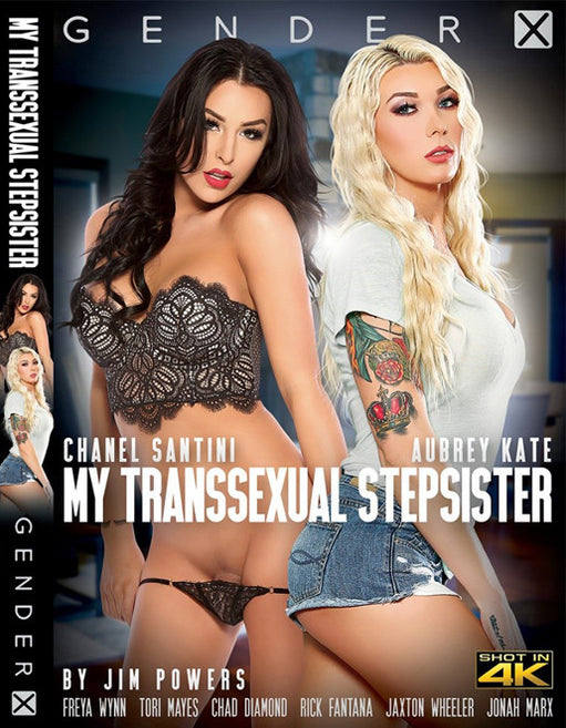 Gender X My Transsexual Stepsister - Adult DVD - Interests