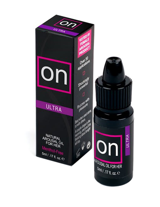 Sensual On Arousal Ultra Oil for Women box - Featured Image