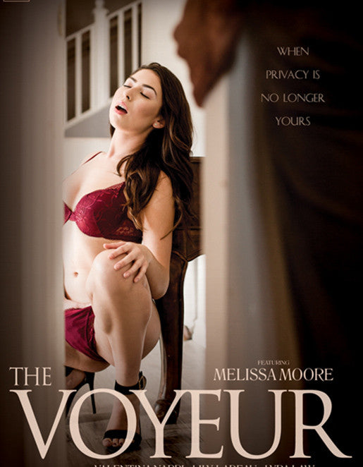 Sweet Sinner The Voyeur - Adult DVD - Couples