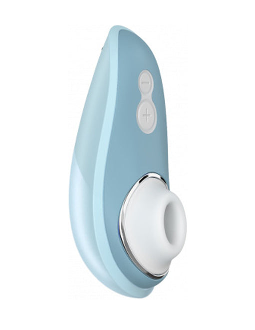 Womanizer Liberty Clitoral Stimulator Blue - Featured Image