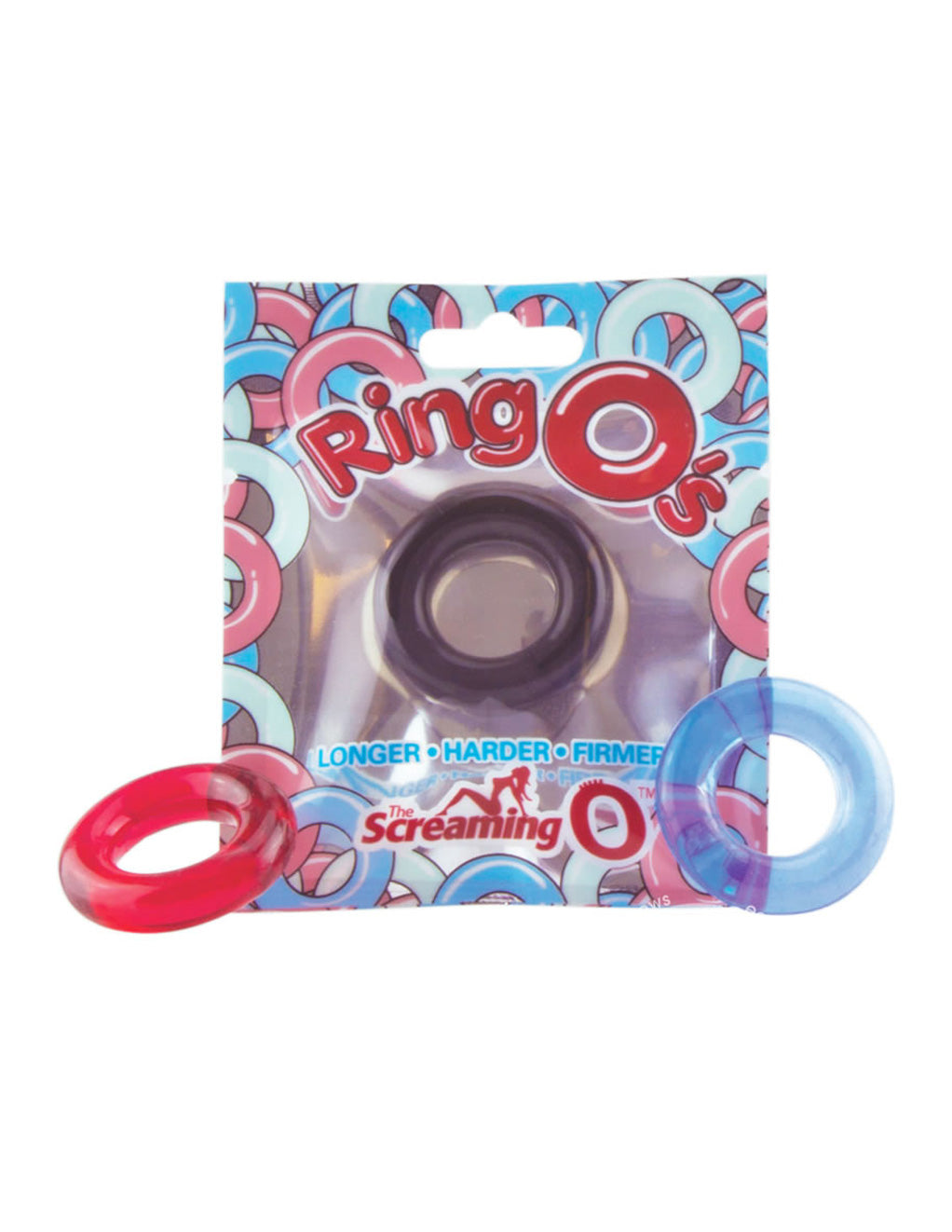 Screaming O Ring O's Stretchy Cock Ring one in a pack