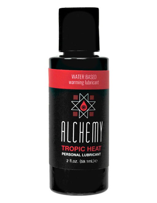 Alchemy Tropic Heat Lubricant - Personal Care - Lubricant