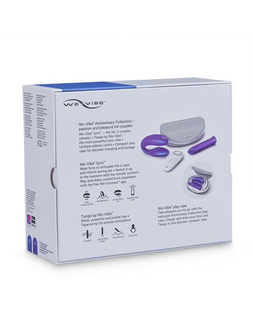 We-Vibe Sync & Tango Anniversary Collection Kit