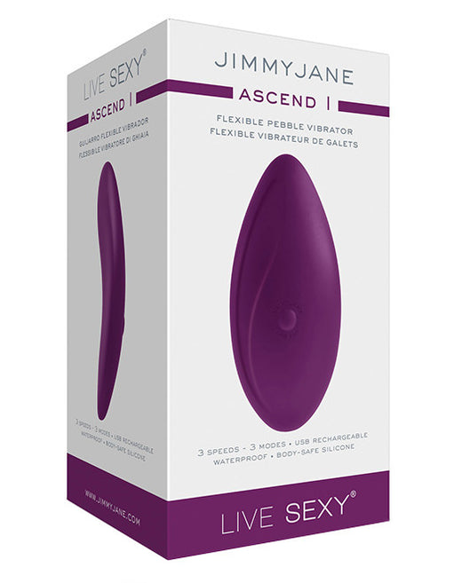 Jimmy Jane Ascend 1 Purple Package - Featured Image