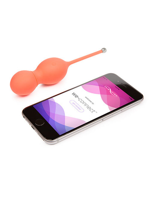 bloom by we-vibe vibrating kegel balls