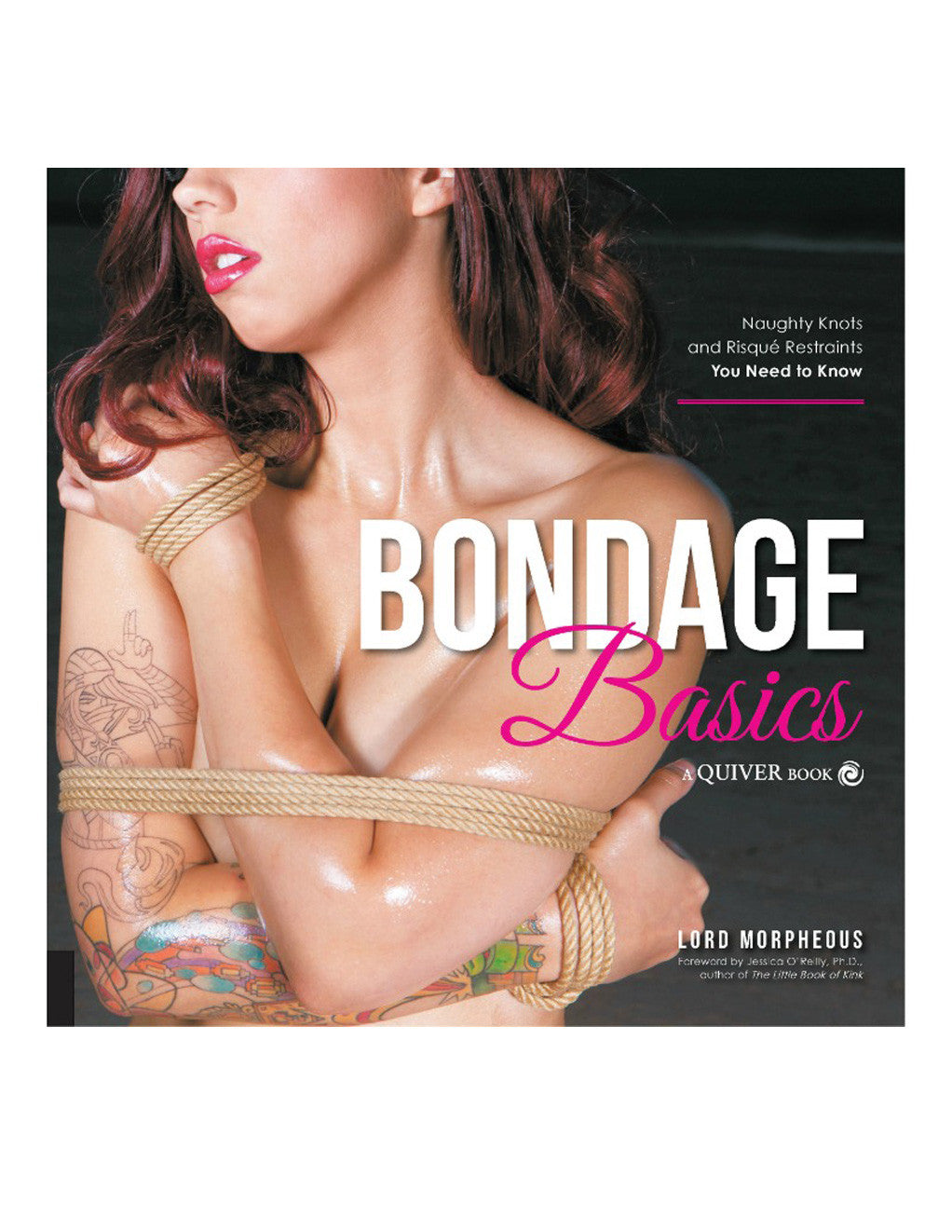 Bondage Basics by Lord Morpheous - Media - Books