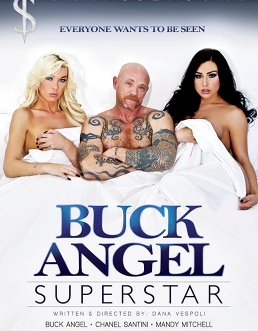 Transsensual Buck Angel Superstar