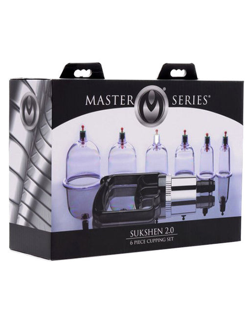 SUKSHEN 6 PIECE CUPPING SET box - Featured Image
