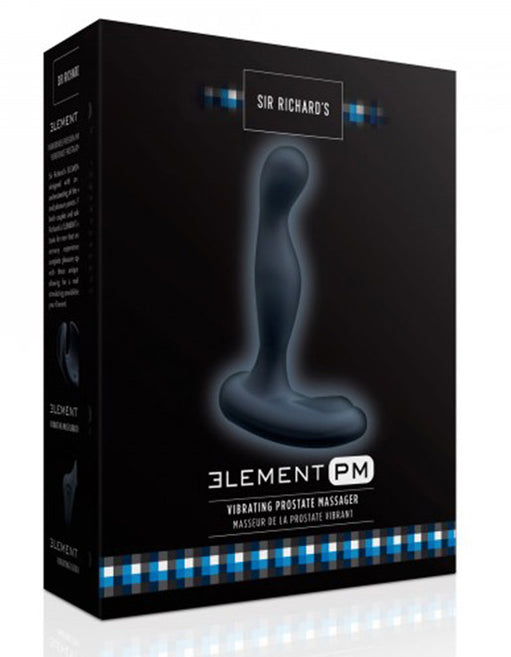 Element PM Vibrating Prostate Massager Package
