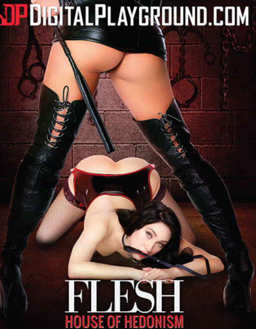 Digital Playground Flesh: House of Hedonism - Adult DVD - Couples