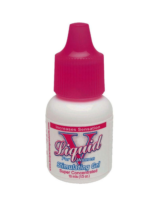 Liquid V Female Arousal Gel