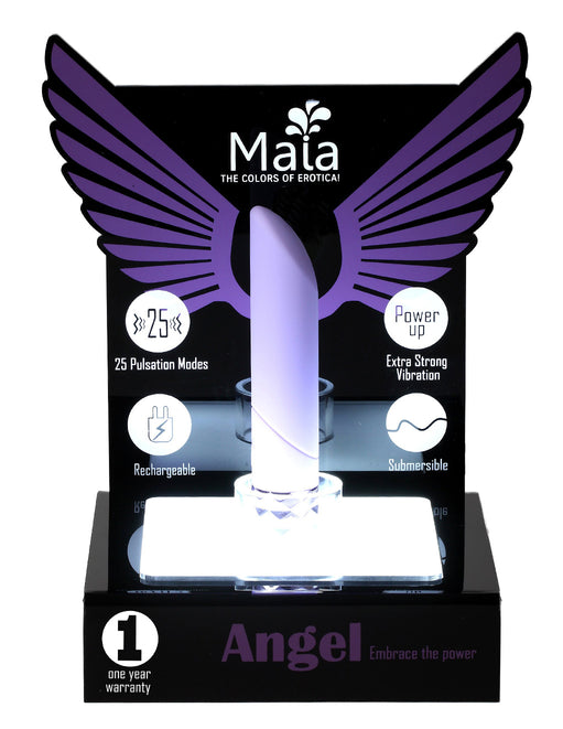 Maia Angel Crystal Gems 25 Function Bullet Vibe