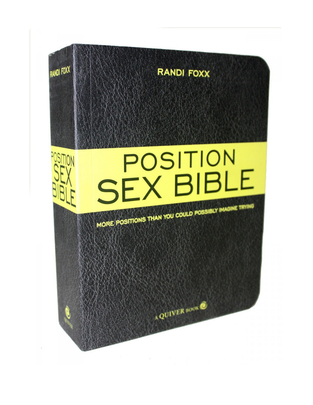 Position Sex Bible by Randi Foxx
