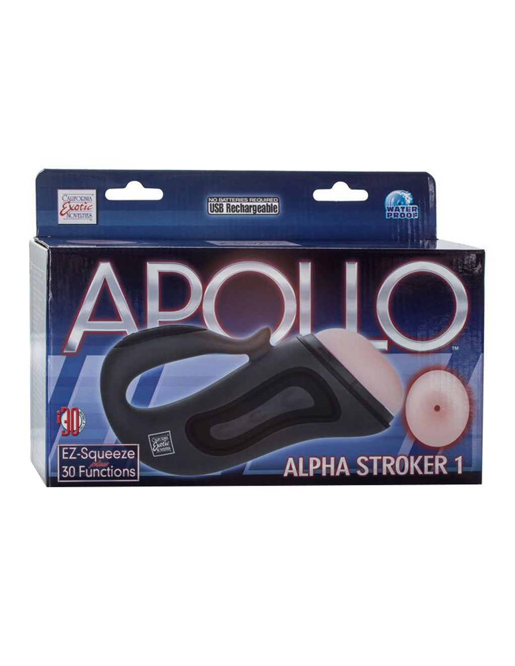 Apollo by Cal Exotics Alpha Stroker Package