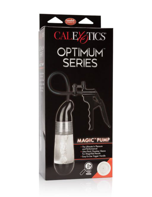 Cal Exotics Men's Black Optimum Series Magic Penis Pump - Featured Image