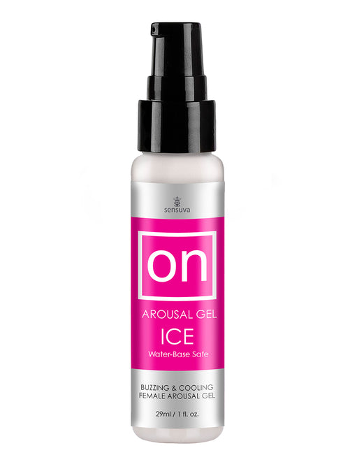 Sensuva ON Arousal Gel For Her - Ice - Featured Image
