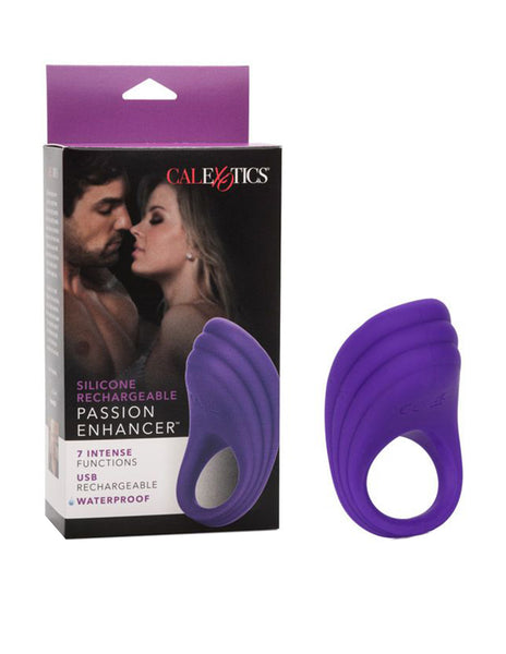 Cal Exotics Passion Enhancer Vibrating Cockring - Novelties - Cockring