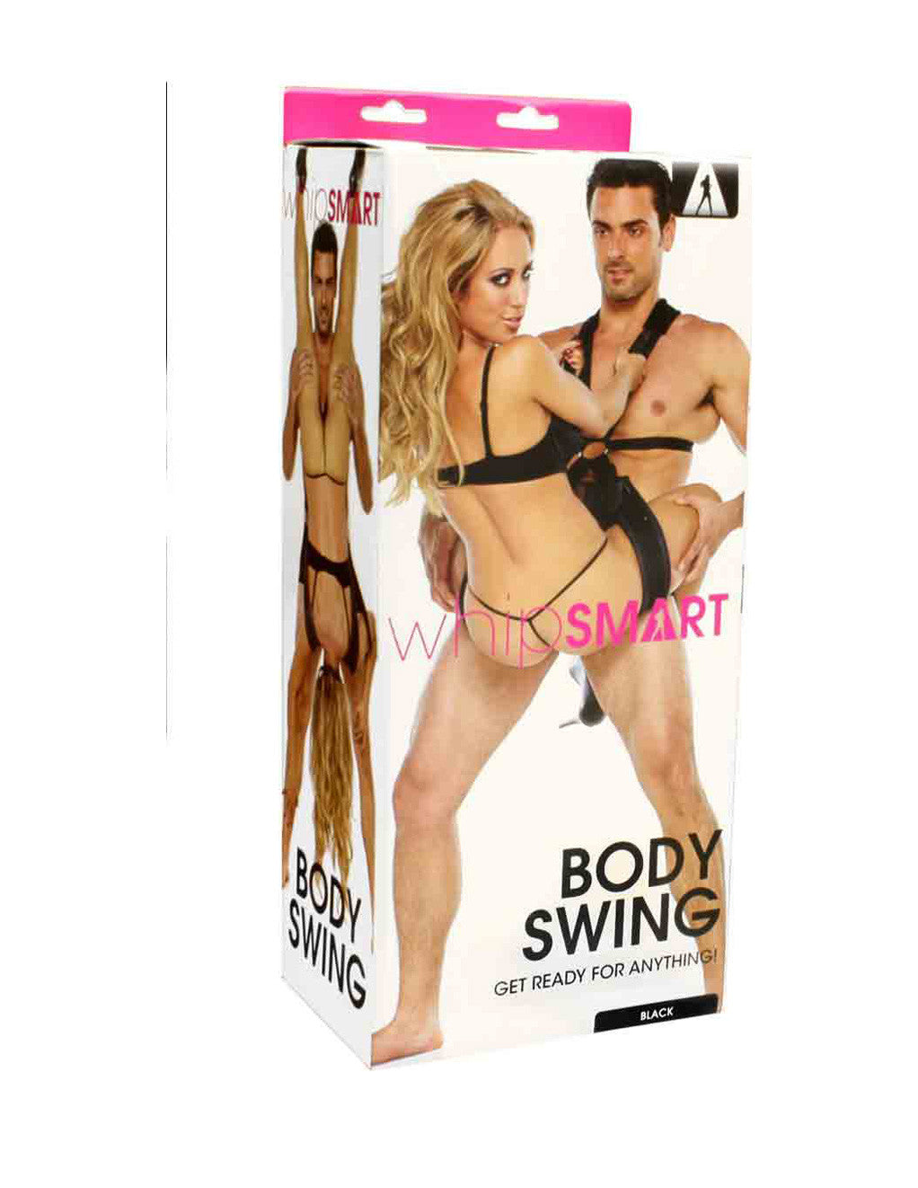 Whipsmart body sex swing packaging