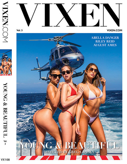 Vixen.com Young & Beautiful 3 - Adult DVD - Age - Featured Image