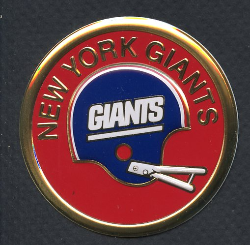 1976 Avon Helmet Decals New York Giants NR-MT 343763