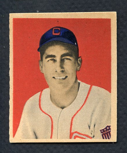1949 Bowman Baseball #028 Don Kolloway White Sox EX-MT 360981