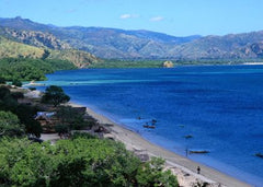 East Timor beach