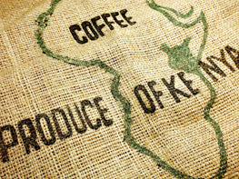 Kenya Coffee Bag