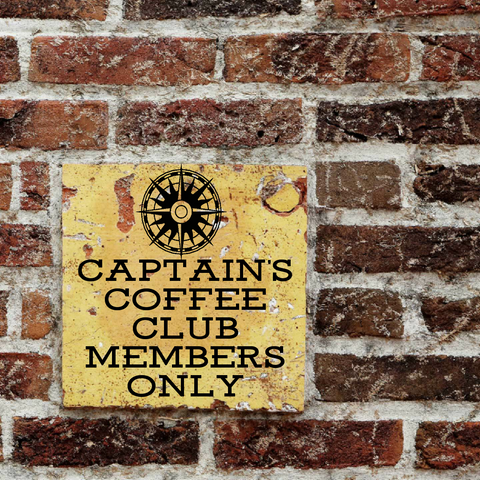 Captain's Coffee Club