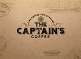 The Captain's Espresso Blend