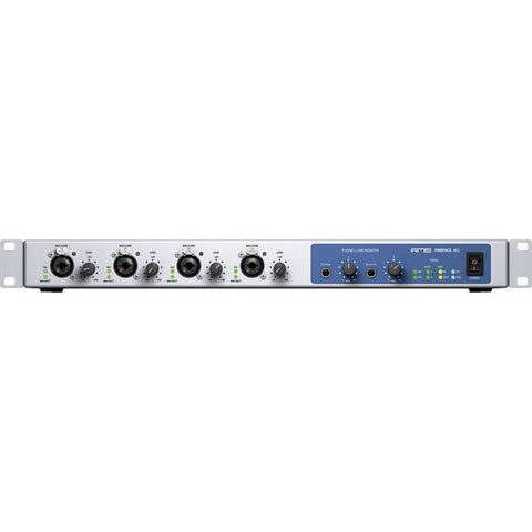 RME Fireface 802 USB and FireWire Audio Interface