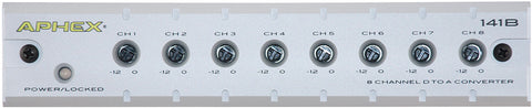 Aphex 141B 8-Channel ADAT to Analog Converter