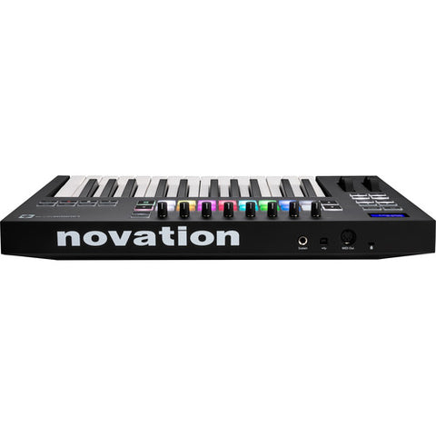 Novation Launchkey 25 [MK3] MIDI Keyboard Controller for Ableton Live