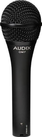 Audix OM2 Dynamic Vocal Microphone (Refurb)