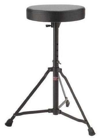 Stagg DT-22BK Drum Throne, Single Braced- black