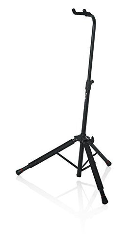 Gator GFW GTR 1200 Single guitar stand with hanging fixed headstock yoke